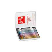 Caran d-Ache Neocolor Wax pastel Hard Multicolour 10 pc(s)