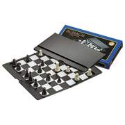 Philos 6531 Foldable chess board Travel chess set