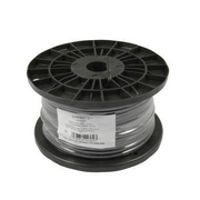 Synergy 21 S215220 telephone cable 100 m Black