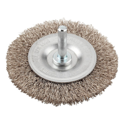 kwb 609830 wire wheel/wheel brush 7.5 cm