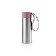 Eva Solo 567469 vacuum flask 0.35 L Pink, Stainless steel