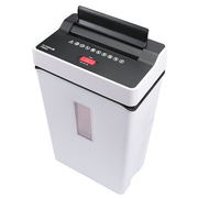Olympia PS 55 CC paper shredder Cross shredding 75 dB 22 cm White