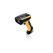Datalogic PowerScan PM9300 Handheld bar code reader 1D Laser Black, Yellow