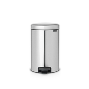 Brabantia 112041 trash can 12 L Round Stainless steel