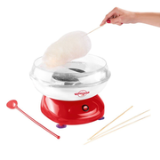 Domoclip DOP136 candy floss maker Red 500 W