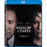 Sony Pictures House of Cards: season 4 Blu-ray English, Italian