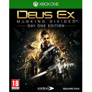 Square Enix Deus Ex: Mankind Divided Day One Edition, Xbox One Basic+DLC