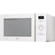 Whirlpool MCP 341 WH Countertop Solo microwave 25 L 800 W White