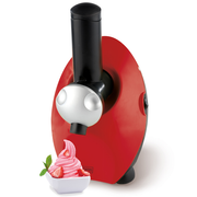 Trebs 99283 ice cream maker 150 W Black, Red