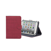 "Rivacase 3314 20.3 cm (8"") Folio Grey, Red"