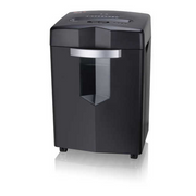 Peach PS500-80 paper shredder Cross shredding 58 dB Black
