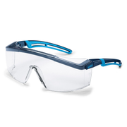 Uvex 9164065 safety eyewear Safety glasses Blue