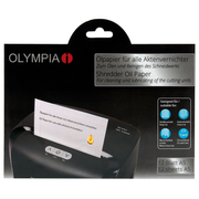 Olympia 9130 paper shredder accessory 12 pc(s) Lubricating oil