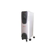 Sonnenkönig OFR 11A Grey, White 2400 W Oil electric space heater