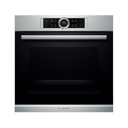 Bosch HBG675BS1 oven 71 L A+ Black, Stainless steel