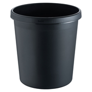 Helit H61058 waste container Plastic Black