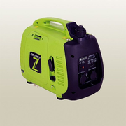 Zipper ZI-STE2000IV engine-generator 2200 W 3.8 L Petrol Black, Green