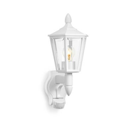 STEINEL L 15 Outdoor wall lighting E27 60 W White