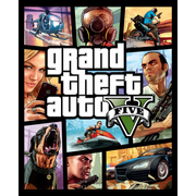 Take-Two Interactive Grand Theft Auto V, PS3 Basic German PlayStation 3