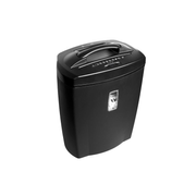 Tracer TRX-119 paper shredder Cross shredding 72 dB Black
