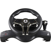 Venom Hurricane Black Steering wheel + Pedals Analogue / Digital PlayStation 4, Playstation 3