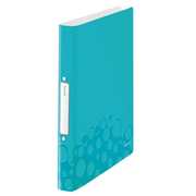 Leitz 42570051 ring binder A4 Blue, Metallic