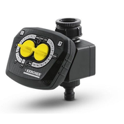 Kärcher WT 4.000 Black, Yellow Mechanical watering timer