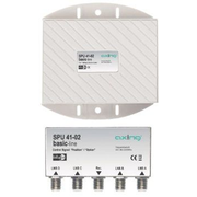 Axing SPU 41-02 Cable combiner Grey, Silver