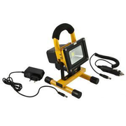 Synergy S21-LED-000538 outdoor lighting Outdoor spot lighting 10 W Black, Yellow