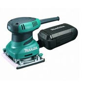 Makita BO4558J portable sander 28000 RPM Black, Blue
