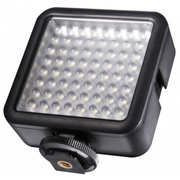Walimex 20342 floodlight LED Black