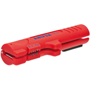 Knipex 16 64 125 SB cable stripper Red