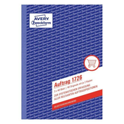 Avery 1726 accounting form/book A5 40 pages