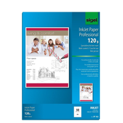 Sigel IP182 printing paper A4 (210x297 mm) Matte 50 sheets White