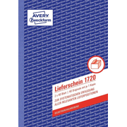 Avery 1720 accounting form/book A4 40 pages