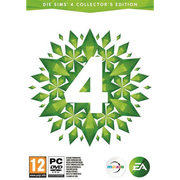 Electronic Arts Sims 4 Collectors Edition German PC