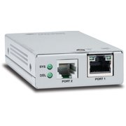 Allied Telesis AT-MMC6005-60 Network transmitter & receiver Silver 10, 100, 1000 Mbit/s