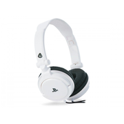4Gamers PRO4-10 Headset Head-band 3.5 mm connector White