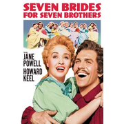 Warner Home Video Seven Brides For Seven Brothers DVD English