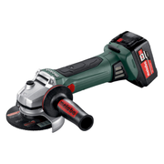 Metabo W 18 LTX 125 Quick angle grinder 12.5 cm 8000 RPM 2.4 kg