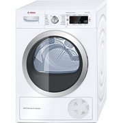 Bosch Serie 8 WTW875W0 tumble dryer Freestanding Front-load 8 kg A+++ White