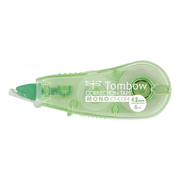 Tombow CT-CCE4 correction tape 6 m Green, Transparent 1 pc(s)