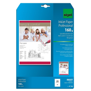 Sigel IP186 printing paper A4 (210x297 mm) Matte 25 sheets White