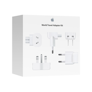 Apple MD837ZM/A power plug adapter White