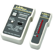 Secomp 13013383 battery tester Black/White