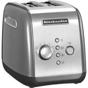 KitchenAid 5KMT221 2 slice(s) 1100 W Silver, Stainless steel