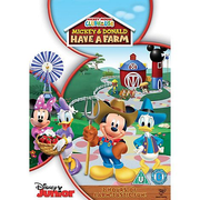 Disney Mickey Mouse Clubhouse Mickey and Donald have a Farm DVD English