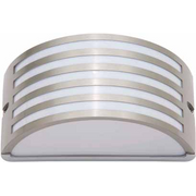 Brilliant Celica Outdoor wall lighting E27 Stainless steel