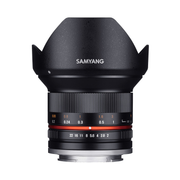 Samyang 12mm F2.0 NCS CS SLR Wide lens Black