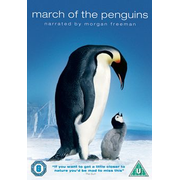 Warner Home Video March of the Penguins DVD English